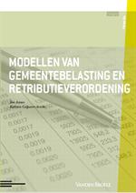 Modellen van gemeentebelasting en retributieverordering /2011