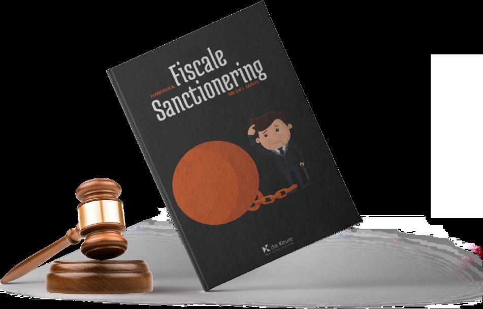 Handboek Fiscale Sanctionering Book